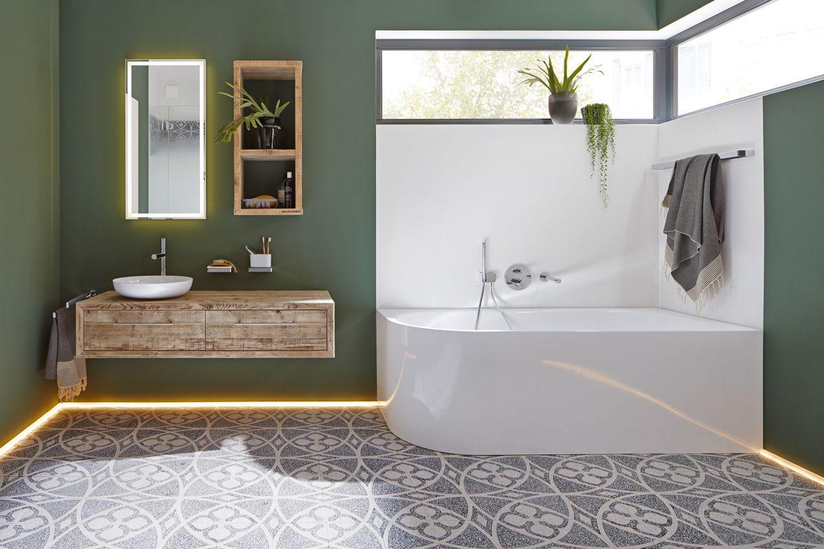 Badlösungen Kleine Bäder kaldewei studie: so sieht das perfekte bad aus kaldewei badlösungen